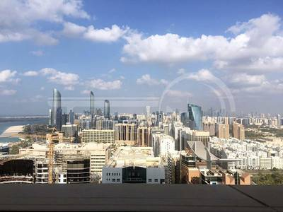 1 Bedroom Apartment for Rent in Al Markaziya, Abu Dhabi - Vacant unit. Excellent View.Call us today.