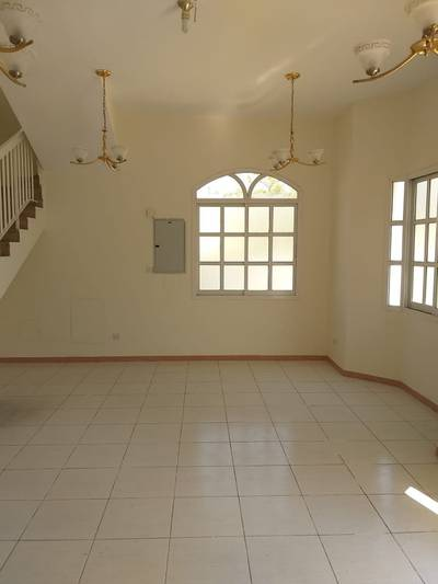 5 Bedroom Villa for Rent in Al Fayha, Sharjah - 5 BHK D/S Villa with master room, majlis, living dining, maidroom, C . A/C and gas in Fayha
