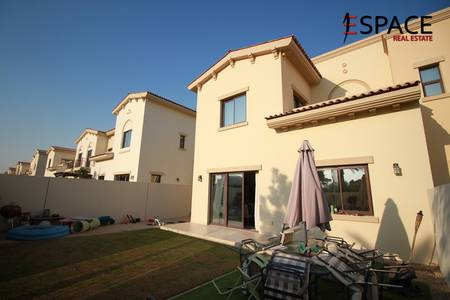 3 Bedroom Villa for Rent in Reem, Dubai - Single Row - Close To Pool - Landscaped