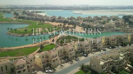 Al Hamra Village - Royal Breeze 3 - Studio Apartment on High Floor - Spectacular Golf Course View.