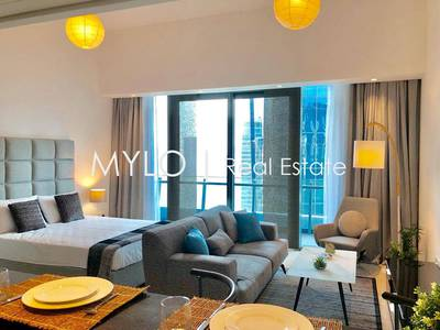 Studio for Rent in Dubai Marina, Dubai - Can be Furnished or Unfurnished | 1 bed