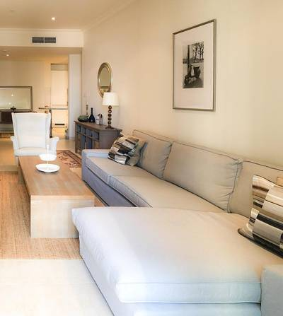 2 Bedroom Apartment for Sale in Dubai Marina, Dubai - Exclusive 2 bedroom with store and study room partial sea view. prime location