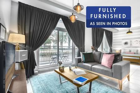 Studio for Rent in Downtown Dubai, Dubai - Brand New Amazing Studio   Fully Serviced