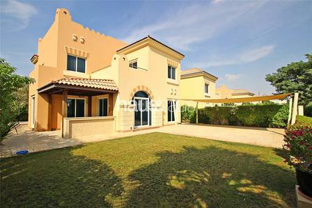 5 Bedroom Villa for Sale in Dubai Sports City, Dubai - Amazing Golf Course View | Opposite Pool