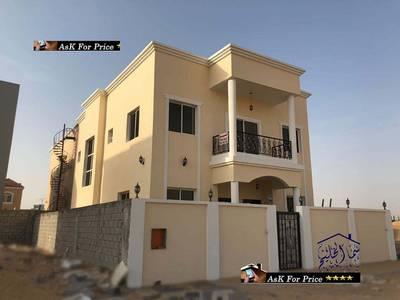 5 Bedroom Villa for Sale in Al Helio City, Ajman - Villa For Sale in Ajman Near to Sheik Muhammad Bin Zayd Road