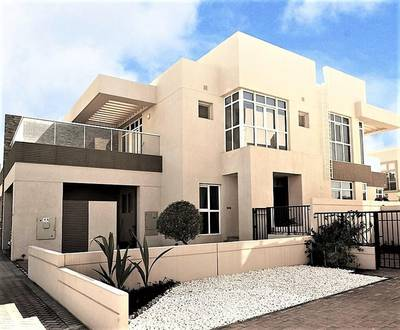 4 Bedroom Villa for Rent in Dubai Silicon Oasis, Dubai - #4Br Townhouse with +Study+Guest room ++ FREE:Maintenance+PestControl++Move-in time:30days