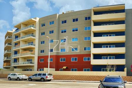 2 Bedroom Apartment for Rent in Al Reef, Abu Dhabi - Low Price Spacious 2+1 Apt with Balcony