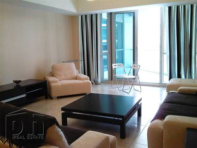 1 Bedroom Apartment for Rent in Dubai Marina, Dubai - Huge Fully Furnished 1 Bed In The Heart Of The Marina