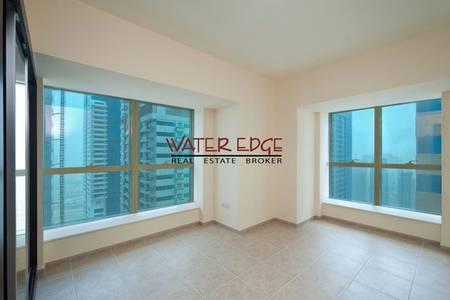 1 Bedroom Flat for Sale in Dubai Marina, Dubai - Full Sea View high Floor I Large 1 BR in Elite REsidence