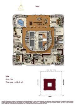 Villa - Fisrt Floor