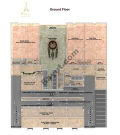 Ground Floorplan