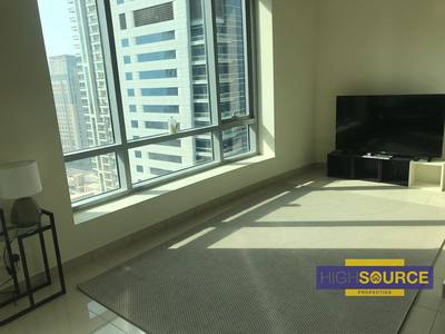 1 Bedroom Apartment for Rent in Dubai Marina, Dubai - Sea View 1Bed for Rent in Blakely Tower