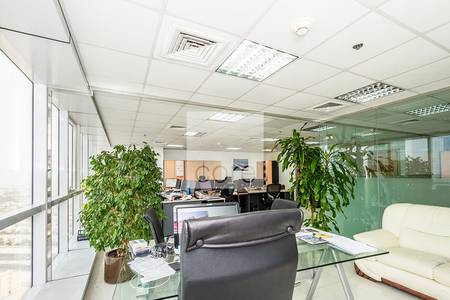 Office for Sale in Jumeirah Lake Towers (JLT), Dubai - Partitioned office for sale in JBC 5 I JLT
