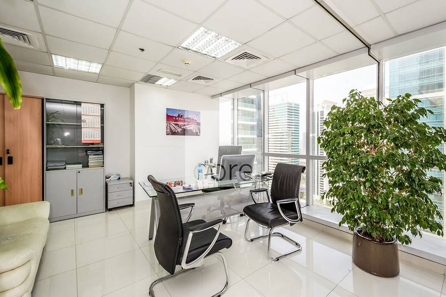 2 Partitioned office for sale in JBC 5 I JLT