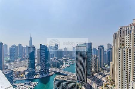 2 Bedroom Apartment for Rent in Dubai Marina, Dubai - Free Chiller