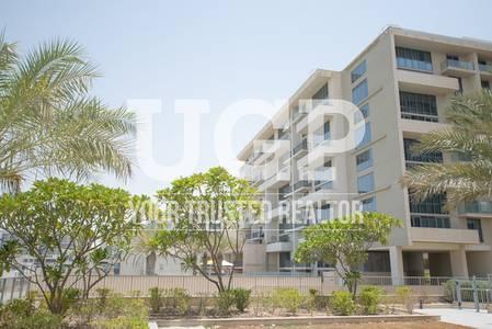 6 Bedroom Villa for Sale in Al Raha Beach, Abu Dhabi - Full Sea View 6BR Podium Villa for sale!