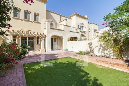 3 Bedroom Villa for Rent in The Springs, Dubai - Springs 8 | Lake View  | Type 3m  | 3 Bedroom + Study