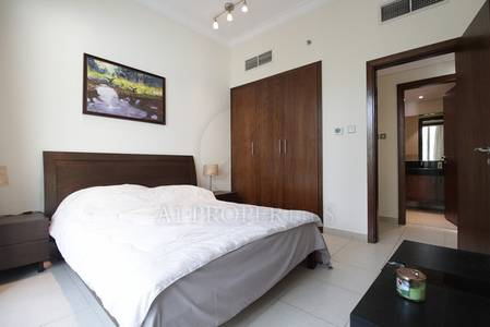 1 Bedroom Apartment for Rent in Downtown Dubai, Dubai - Furnished
