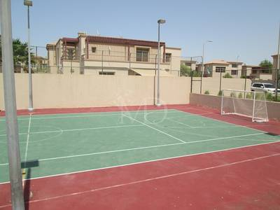 4 Bedroom Villa for Rent in Al Raha Golf Gardens, Abu Dhabi - Always wanted to have pool?This is Home!