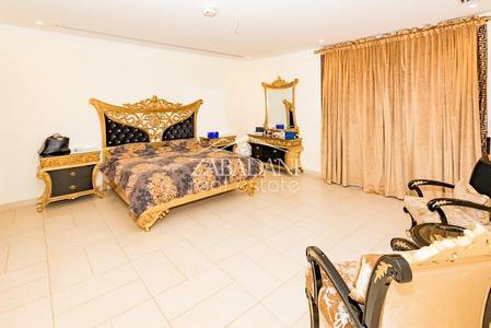 4 Bedroom Villa for Rent in Jumeirah Park, Dubai - 4 Bed Regional Large w Pool Upgraded well maintained