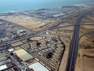 Plot for Sale in Jebel Ali, Dubai - Industrial Land for sale in Jebel Ali Industrial Main Road