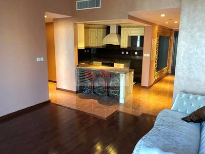 2 Bedroom Apartment for Rent in Dubai Marina, Dubai - UPGRADED 2BR| SEMI-FURNISHED| HIGH FLOOR