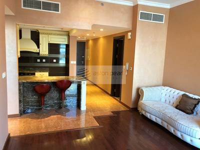 2 Bedroom Flat for Rent in Dubai Marina, Dubai - Upgraded | Partly Furnished | High Floor