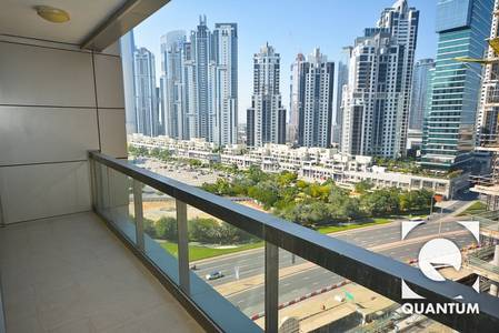 1 Bedroom Flat for Rent in Downtown Dubai, Dubai - Large 1 BR | Unfurnished | Ready to move