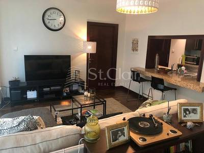 1 Bedroom Apartment for Rent in Downtown Dubai, Dubai - 1 Bedroom in South Ridge 2 | High Floor