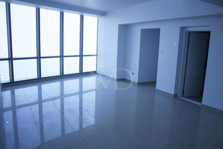 3 Bedroom Apartment for Rent in Corniche Road, Abu Dhabi - Rise up to height of luxury on floor 55!