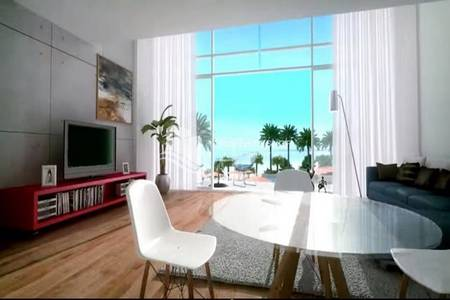 1 Bedroom Apartment for Sale in Saadiyat Island, Abu Dhabi - Unique full sea view beachfront apartment