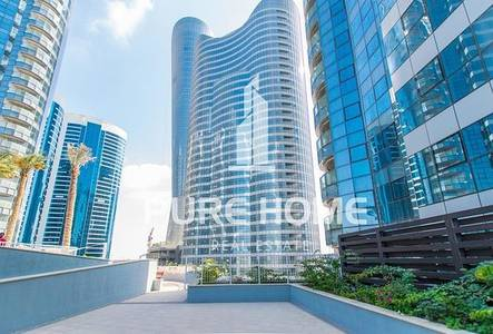1 Bedroom Apartment for Rent in Al Reem Island, Abu Dhabi - Affordable 1 Bedroom in C3 Tower.