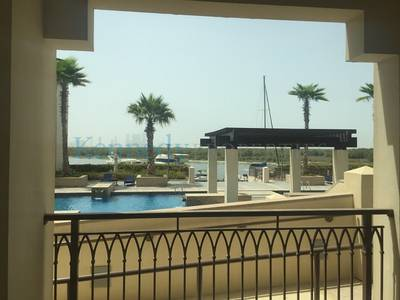 1 Bedroom Flat for Rent in Eastern Road, Abu Dhabi - 1 bedroom with  large balcony