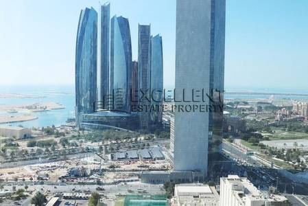 2 Bedroom Apartment for Rent in Corniche Area, Abu Dhabi - Elegant 2 Master Bedroom Flat with Full Facilities