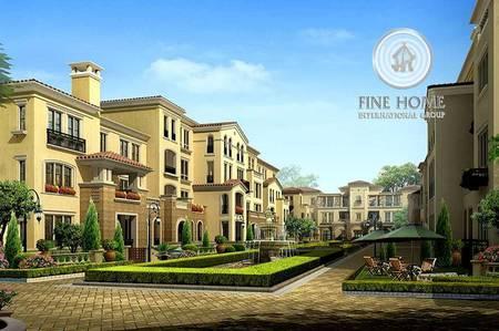 3 Bedroom Villa for Sale in Al Mina, Abu Dhabi - 10 Villas Compound in Al Mina