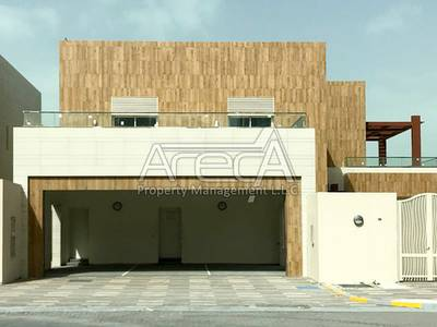 5 Bedroom Villa for Rent in Marina Village, Abu Dhabi - Brand New 5 Master Bed Royal Marina Villa! Private Pool with Fairmont View