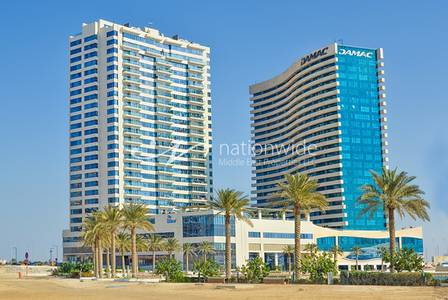 2 Bedroom Flat for Sale in Al Reem Island, Abu Dhabi - Lowest Price|2 Bedroom|Furnished|Balcony