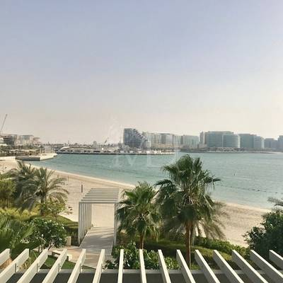 5 Bedroom Villa for Rent in Al Raha Beach, Abu Dhabi - One of a kind stunning Beachfront  villa