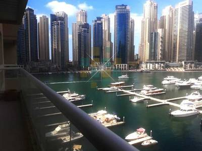 2 Bedroom Flat for Rent in Dubai Marina, Dubai - Fully furnished with full Marina View 2 br