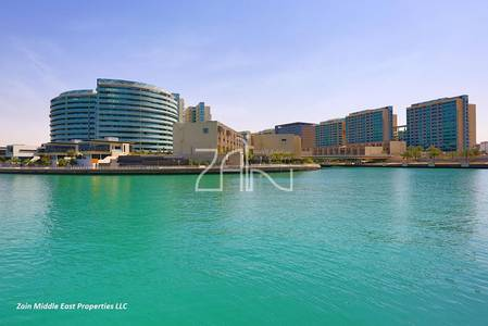 2 Bedroom Flat for Sale in Al Raha Beach, Abu Dhabi - Sea View Large 2BR with Great Facilities