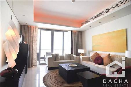 1 Bedroom Flat for Sale in Downtown Dubai, Dubai - 1 BR in Address Downtown Hotel New Listing