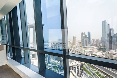 Office for Sale in Downtown Dubai, Dubai - High Floor Fitted Office Vacant For Sale
