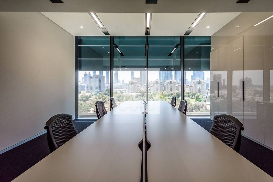 2 Vacant high quality fitted office in Index