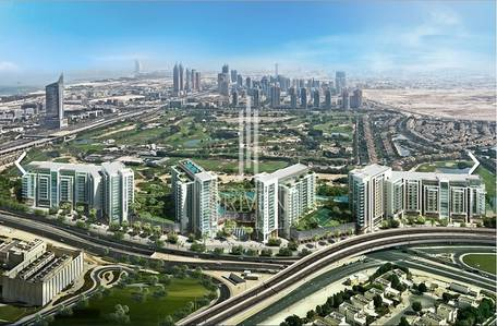 3 Bedroom Apartment for Sale in The Hills, Dubai - 3 Bedroom Apartment | Golf Course Facing