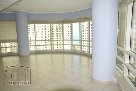 2 Bedroom Apartment for Rent in Dubai Marina, Dubai - Best Layout / Large Master Bedroom / View Now