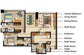 2 Bedroom-1484-Type-D