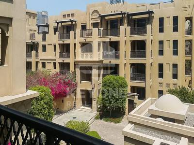 2 Bedroom Apartment for Rent in Old Town, Dubai - Vacant 2BR Apt | Zaafarab 2 | Old Town
