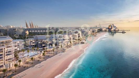 4 Bedroom Flat for Sale in Saadiyat Island, Abu Dhabi - Luxurious Seaview 4br Apartment in Mamsha Saadiyat.