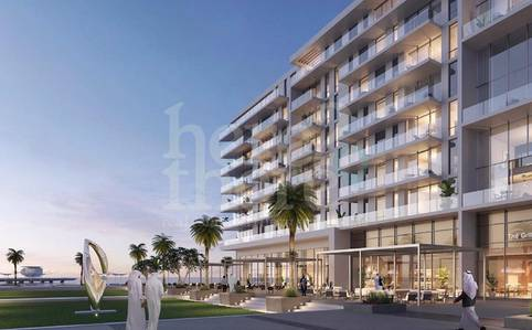 1 Bedroom Flat for Sale in Saadiyat Island, Abu Dhabi - Luxurious 1br Loft in Mamsha Saadiyat with Courtyard View.