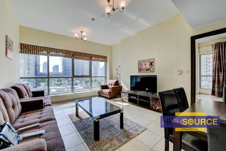 1 Bedroom Flat for Rent in Dubai Marina, Dubai - Furnished 1Bed for rent in the Point Tower